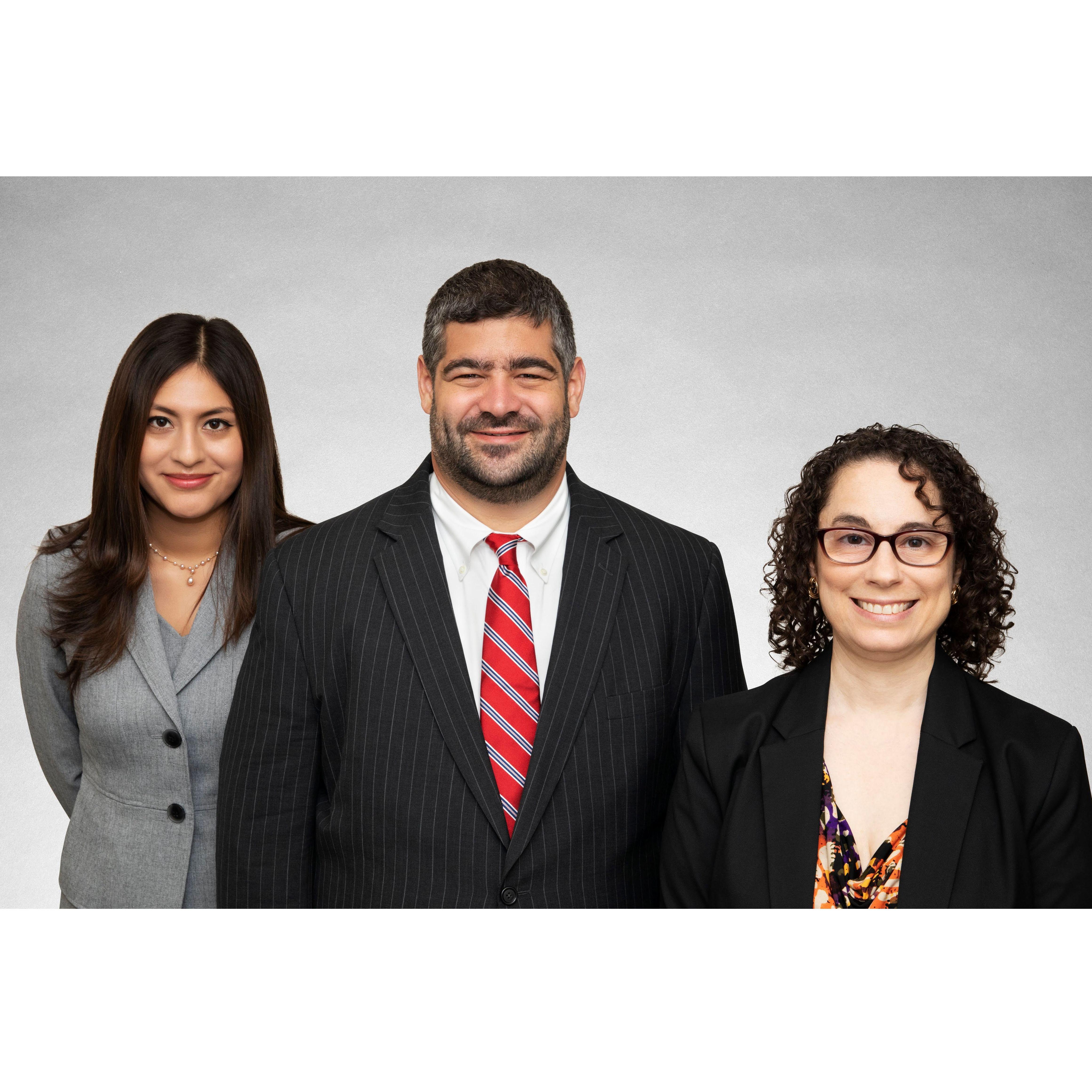 Katz Melinger PLLC law firm logo
