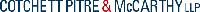 Cotchett, Pitre & McCarthy, LLP law firm logo