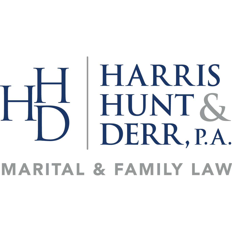 Harris, Hunt & Derr, P.A. law firm logo