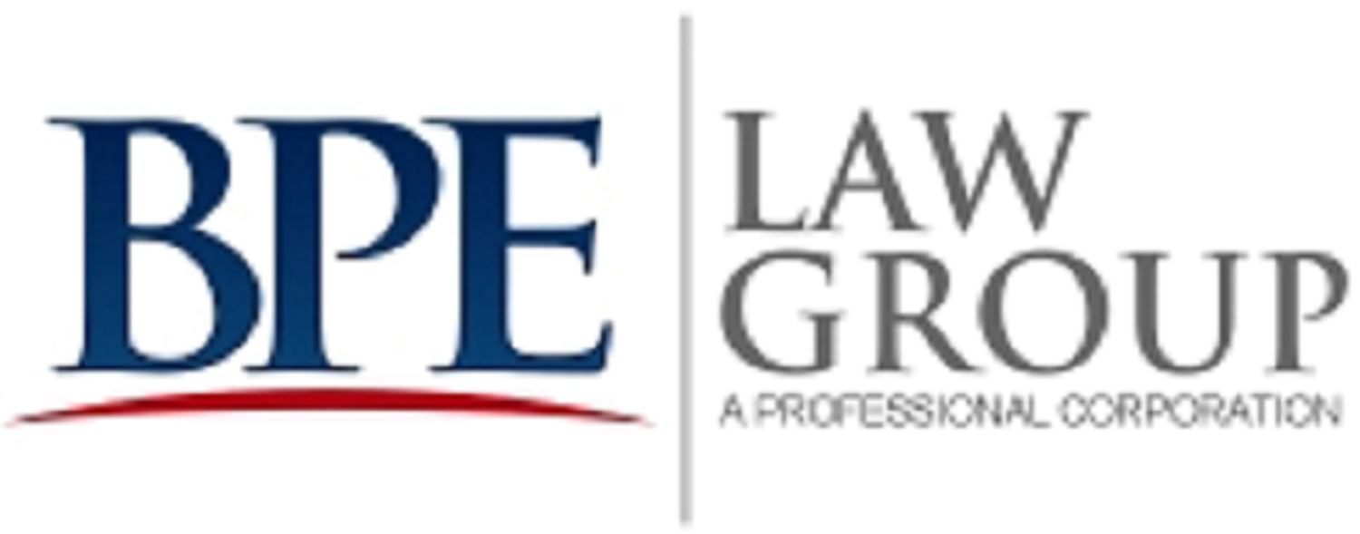BPE Law Group, PC law firm logo
