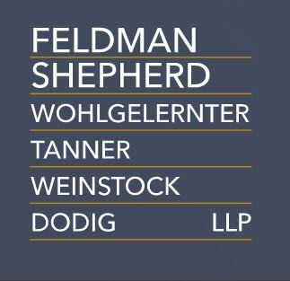 Feldman Shepherd Wohlgelernter Tanner Weinstock Dodig LLP law firm logo