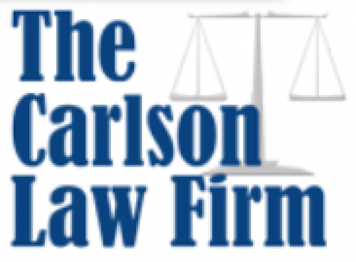The Carlson Law Firm law firm logo