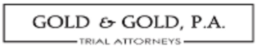 Gold & Gold, P.A. law firm logo