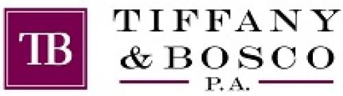 Tiffany & Bosco, P.A. law firm logo