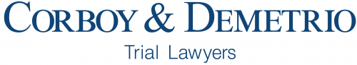 Corboy & Demetrio law firm logo