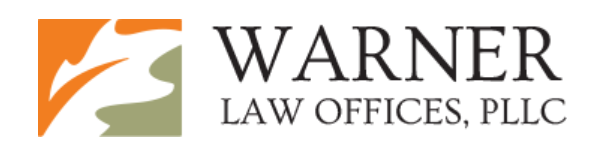 Warner Law Offices law firm logo