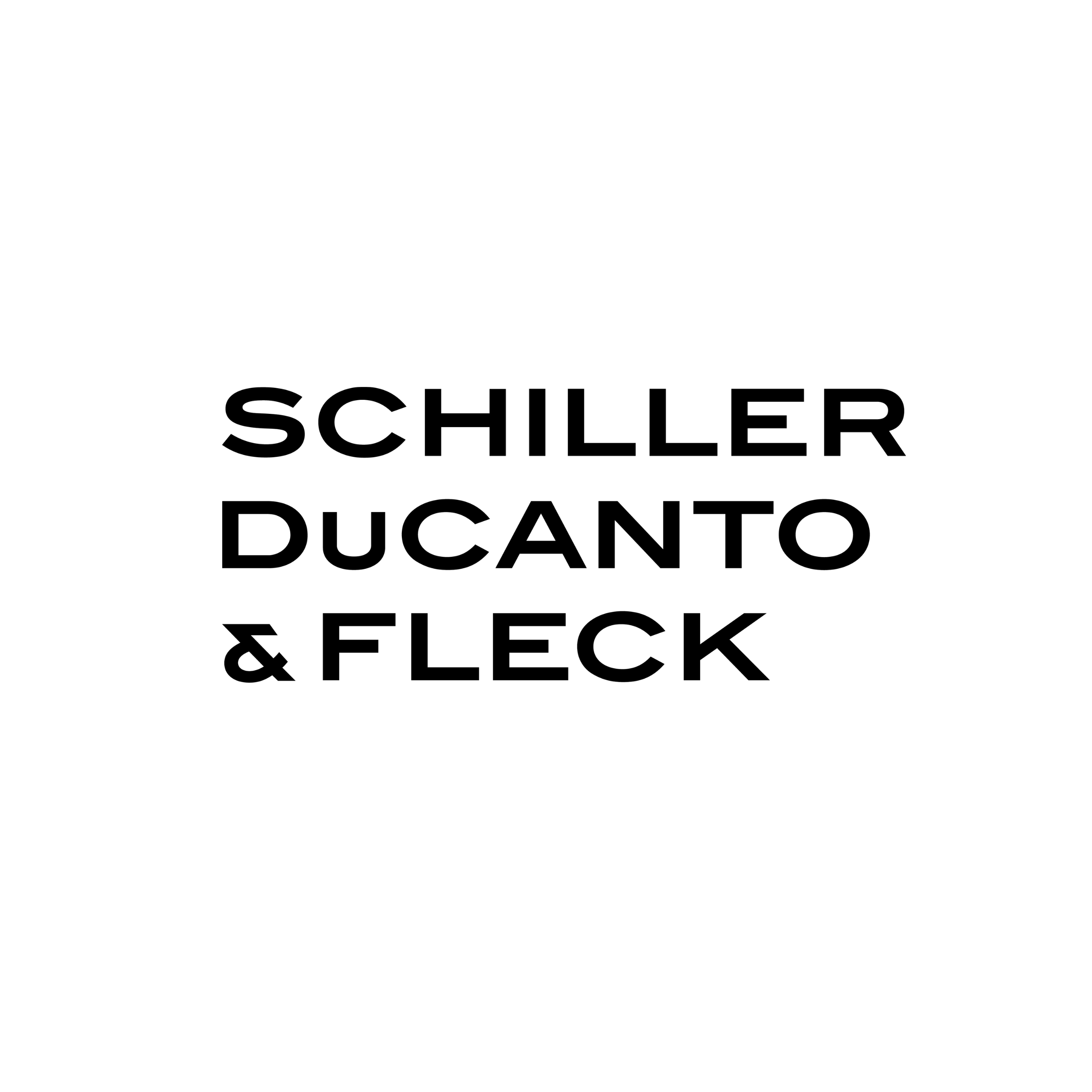 Schiller DuCanto & Fleck LLP law firm logo