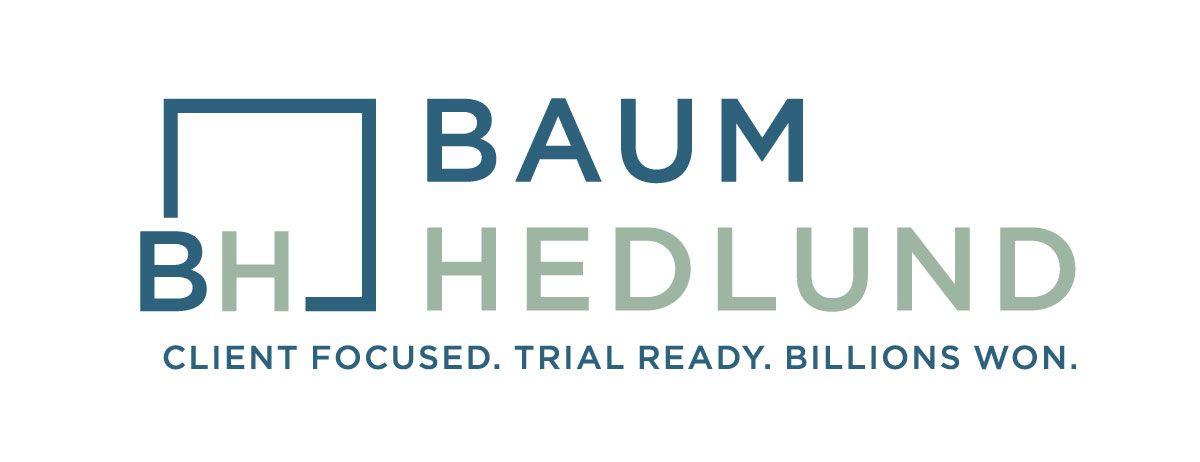 Baum, Hedlund, Aristei & Goldman, P.C. law firm logo