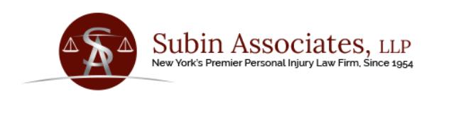 Subin Associates, LLP law firm logo